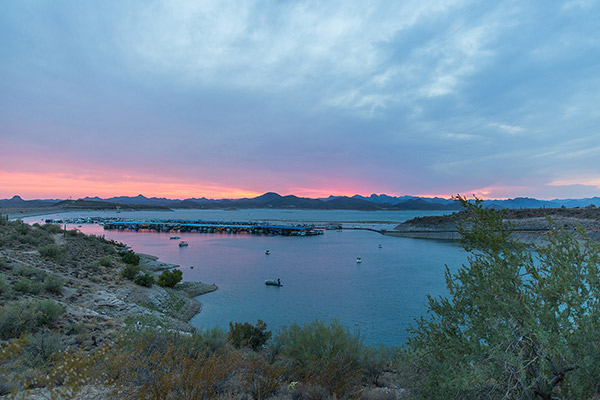lake pleasant hiking
